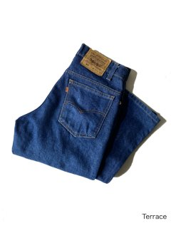 80〜90's Levi's 517 Flare Denim Pants MADE IN U.S.A.W30