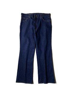 80's Levi's 602 Bell Bottom Denim Pants