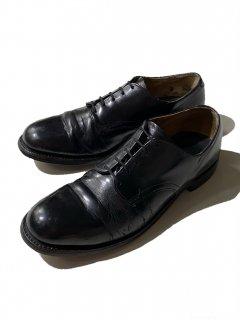 80's U.S.NAVY Service Shoes BLACK 27.5㎝程度