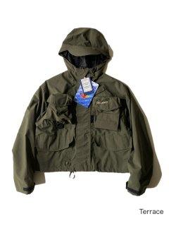 DEAD STOCK BALENO SIOPOR Nylon Fishing Jacket