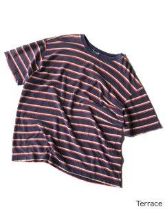 OLD NAVY Mesh Border T-Shirt