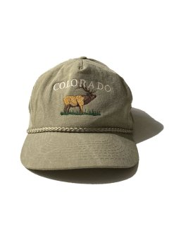 90's COLORADO Cap KHAKI