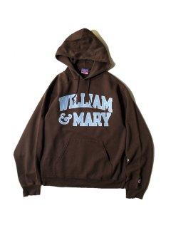 Champion WILLIAM MARY Print Sweat Parker BROWN