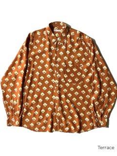 90's Rayon Shirt MADE IN BELGIUM