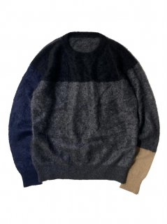 Switch Design Cashmere Crew-neck Knit