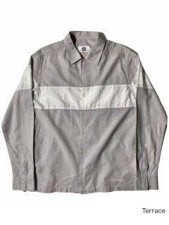 GOODENOUGH Dot Cotton Shirt