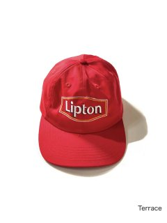Lipton 6panel Cap RED