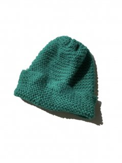 90's Knit Cap TURQUOISE
