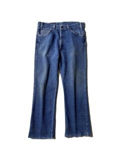 90's Levi's 517 Stretch Flare Denim Pants MADE IN U.S.A. W34