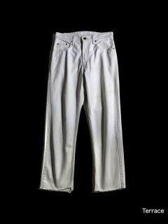 90's Levi's 615 WHITE Denim Pants (実寸W30 L30)
