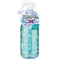 潤素肌 薬用和ハッカ水ミスト