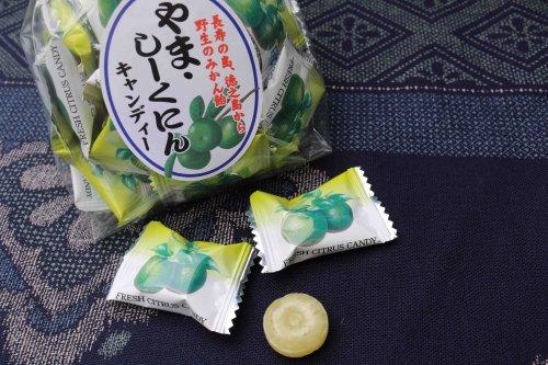シークニン(島みかん) キャンディー