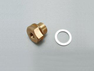 オイルテンプ用 油温センサーフィッティング M14×1.5P【デイトナ】