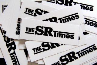 オリジナルステッカー【The SR Times】