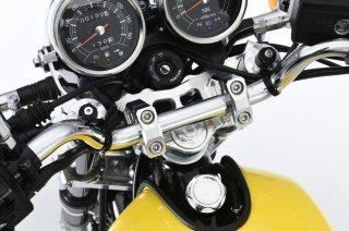 ステムキット SIL SR400(FI)【オーヴァーレーシング 】