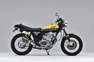 GP-PERFORMANCE XL チタンコンプリート SR400(10-17年/FIモデル)【オーヴァーレーシング 】