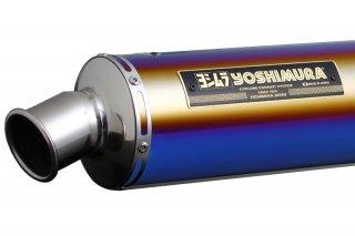 チタン機械曲サイクロン TTB SR400/500(85-02年)【ヨシムラジャパン】