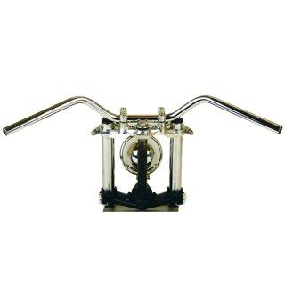 クローズバー クローム AMAL364ホルダーBK ワイヤーセットSR400(01年以降) 【モーターガレージグッズ】