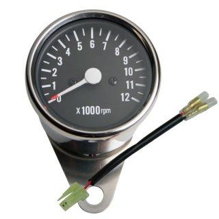 60φタコメーターキット SR400(03-08年)【モーターガレージグッズ】