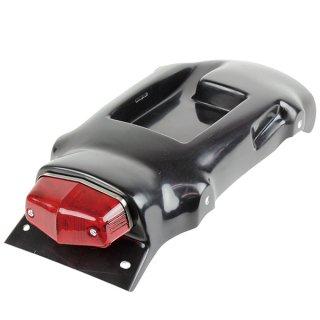 バッテリーインフェンダーレスキット ルーカスL525 SR400/500(78-08年/キャブレターモデル)【モーターガレージグッズ】
