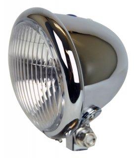 4.5インチ ベイツライト Chrome ヘッドライト汎用【2%ER(ツーパーセンター)】