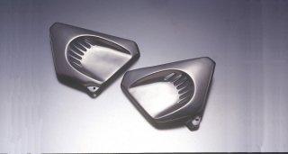 イモラタイプ サイドカバー (004-1BD) SR400/500(78-08年/キャブレターモデル)【MOTO POSH(モト ポッシュ)】