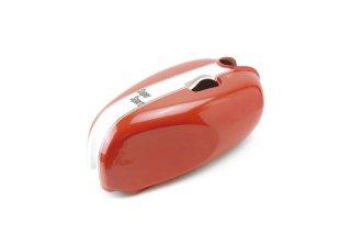 カフェ・スリー タンクカバー SR400/500(93-00年タンクキャップ用001-1BD)【gloss(グロス)】