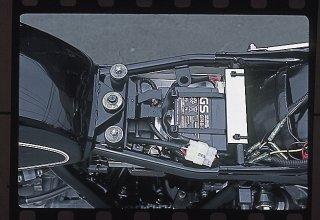 バッテリープレート SR400/500(88-08年/CVキャブレター)【MOTO POSH(モト ポッシュ)】
