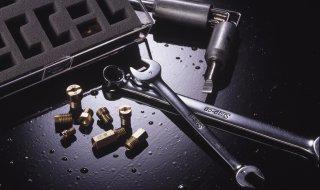 6オーバーサイズメインジェットセット SR400/500(88-08年/CVキャブレター)#165-190【gloss(グロス)】