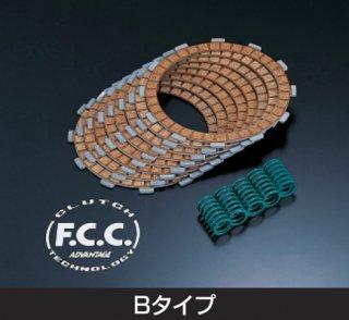 FCC強化クラッチキット TYPE-B SR400/500(全年式)【アドバンテージ 】