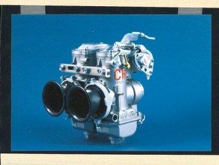 CRキャブキット 38パイ SR400/500(88-08年/CVキャブレター)【ケーヒン 】