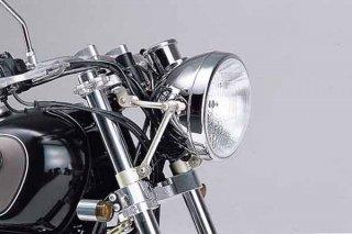 ステンパイプライトステー SR400/500(78-02年/イモビライザー未装着モデル)【デイトナ】