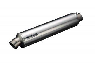 R-EVO チタンソリッド サイレンサー SR400/500(78-08年/キャブレターモデル) RH01J【ビームスモーターカンパニー】