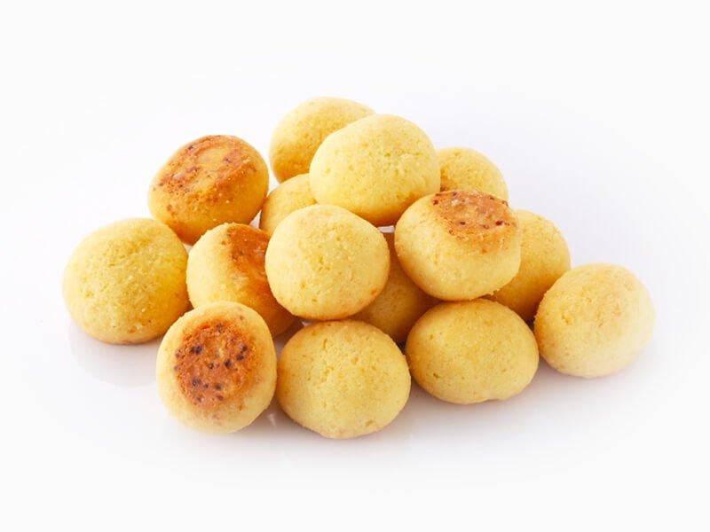 小さなチーズ味ビスケット/アレイア チーズ(15個入り)