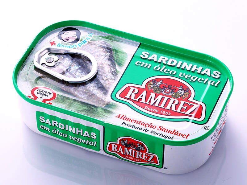 ラミレス オイルサーディン