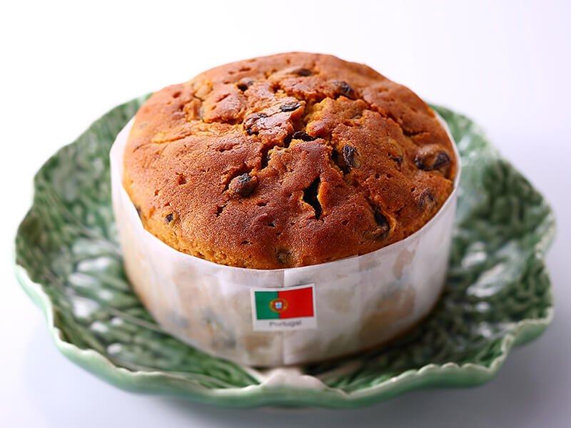 アソーレス諸島のフルーツケーキ