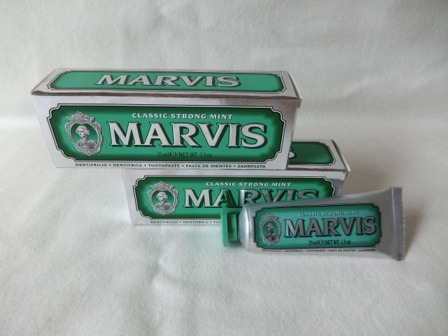MARVIS ( マービス ) CLASSIC STRONG MINT 25ml