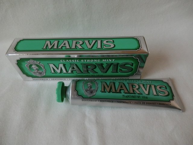 MARVIS ( マービス ) CLASSIC STRONG MINT 75ml