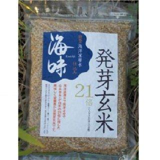 「海味」発芽玄米500g