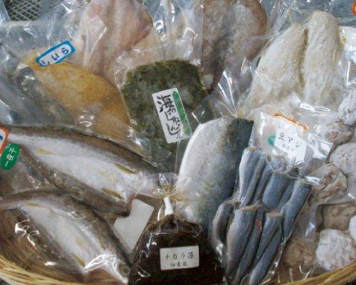 魚工房旬の干物詰め合わせ