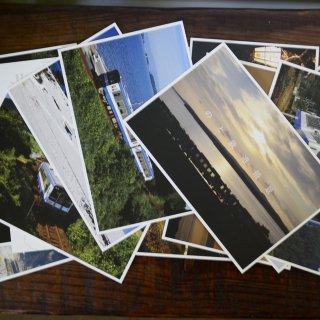 ポストカード「のと鉄道情景」