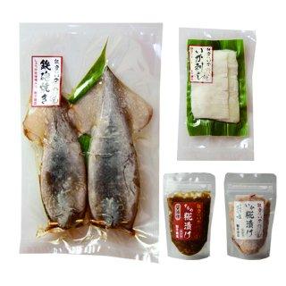 能登小木いか4種詰め合わせ(中)