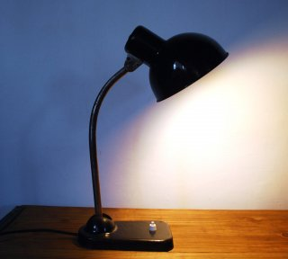 german stand lamp