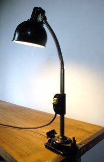 Reif arm lamp