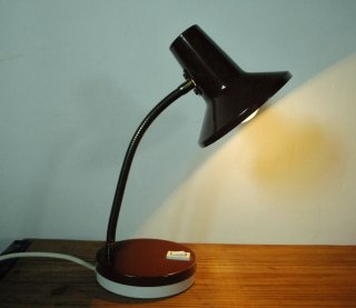 brown stand lamp (S)