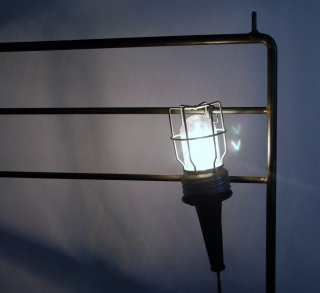shade hand lamp