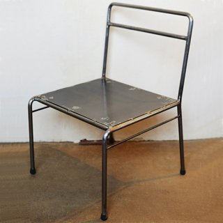 iron cafe chair