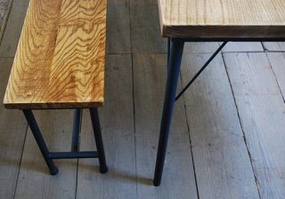 dining table & bench
