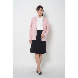 【特別キャンペーン40%OFF】肌寒い時にちょっと羽織りたい薄手のカーディガン(ピンク)