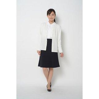 【特別キャンペーン40%OFF】肌寒い時にちょっと羽織りたい薄手のカーディガン(ホワイト)